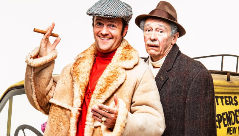 Lovely Jubbly! Only Fools and Horses The Musical Returns to the West End