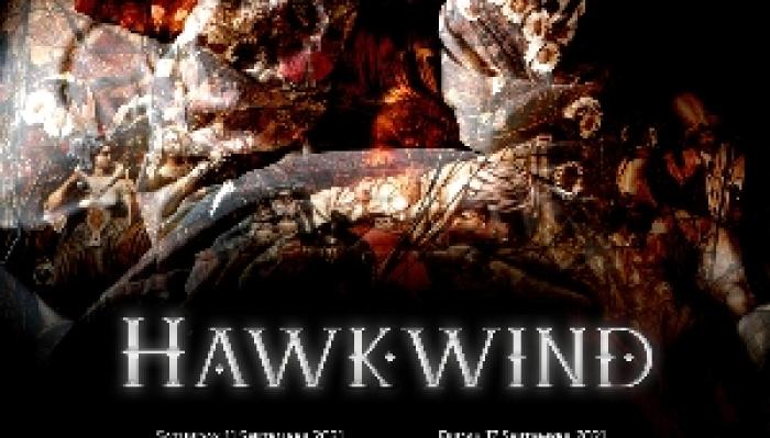 Hawkwind 'Somnia' Tour