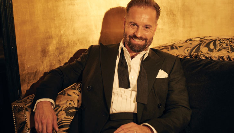 Tickets are selling fast for this very special Alfie Boe concert