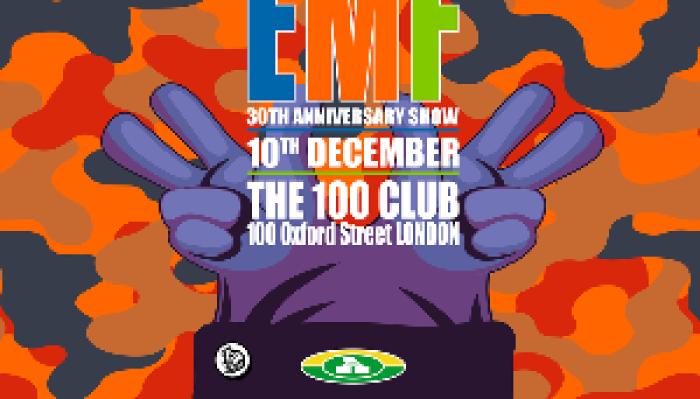 EMF - 30th Anniversary Show