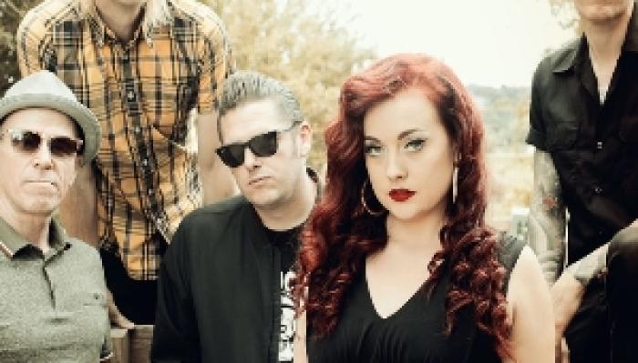 Lady Luck Lexy & The Riverside Boys // The Hawkmen