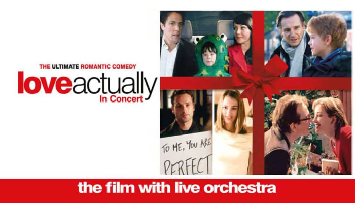 Love Actually In Concert - the Film with Live Orchestra
