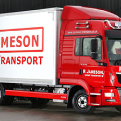 R Jameson Event -Transport specialises