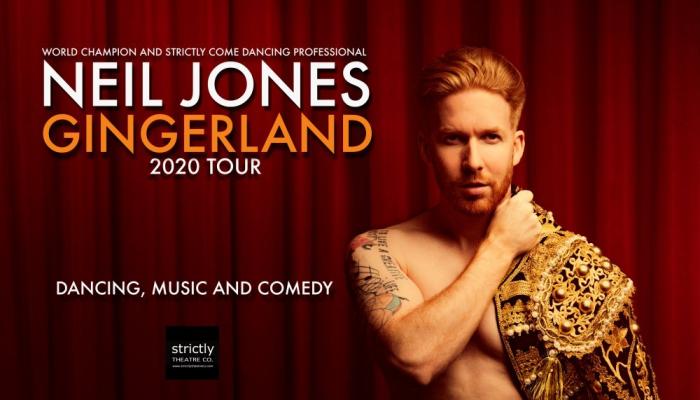 Neil Jones in 'Gingerland'