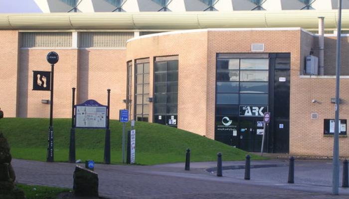 Ayr Citadel Leisure Centre