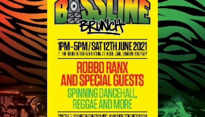 TDO & Robbo Ranx present Bassline Brunch