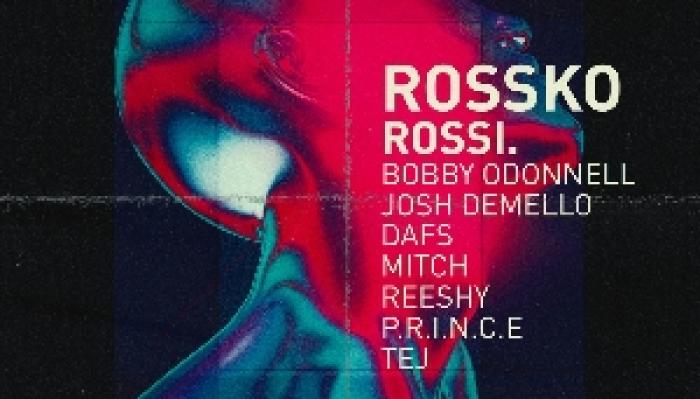 Ruckus24 - Rossko, Rossi. at MiNT WAREHOUSE