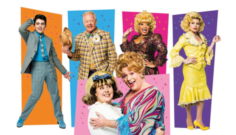 The full cast for the West End production of Hairspray has been revealed