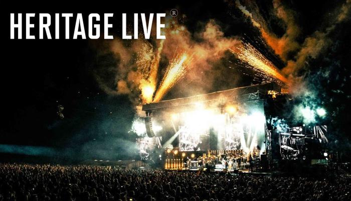 Heritage Live - Supergrass + Feeder + Sports Team