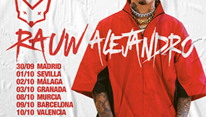 Rauw Alejandro - Madrid