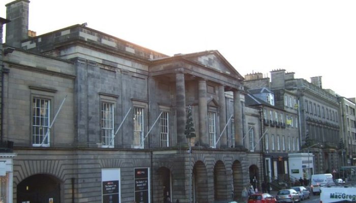 Assembly Rooms - George St
