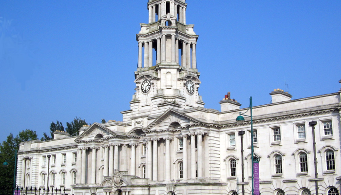 Stockport Town Hall