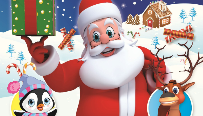 Santa's Best Ever Christmas