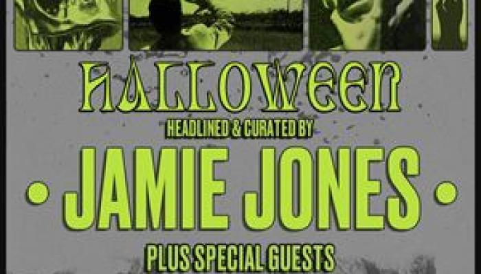 Jamie Jones & LWE Present Halloween @ Tobacco Dock