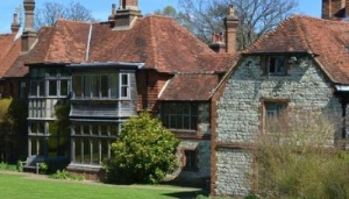 Alice in Wonderland - Gilbert White's House