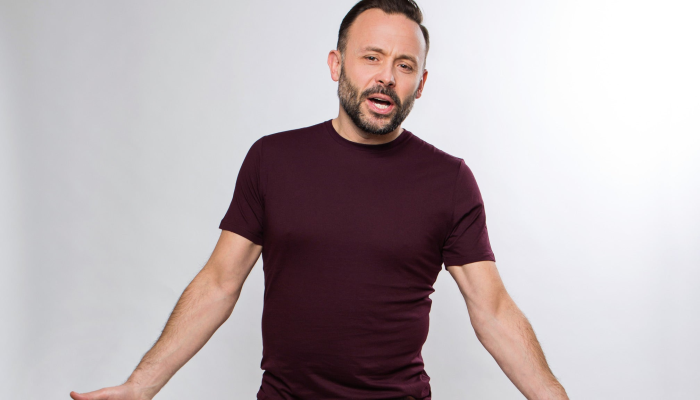 Geoff Norcott:I Blame the Parents