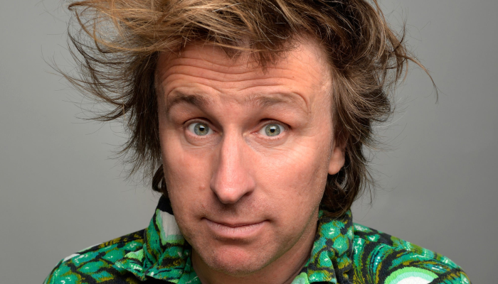 Just the Tonic Comedy - with Milton Jones