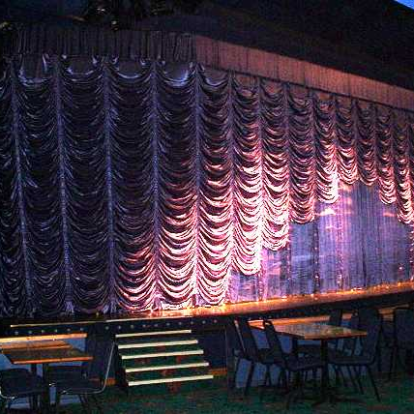 Taylor Stage Curtains and Drapes