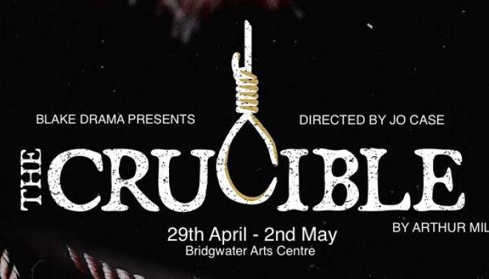"""Blake Drama Club presents """"The Crucible"""""""