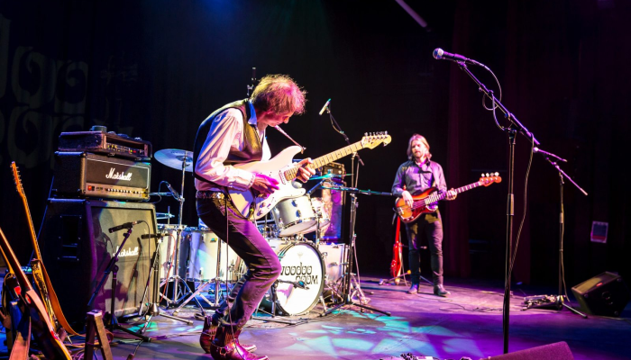 Voodoo Room – an evening of Hendrix, Clapton, and Cream.