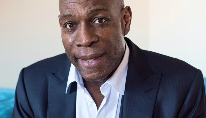 An Audience With Frank Bruno at Blake Hall