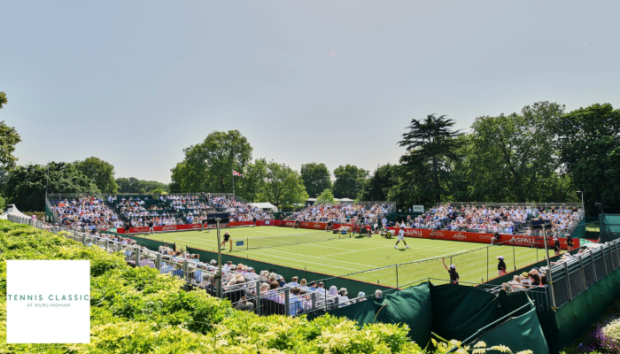 The Tennis Classic at Hurlingham - Hospitality Packages