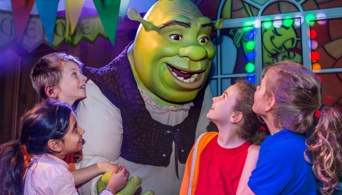 Shrek's Adventure London! Daily Entry