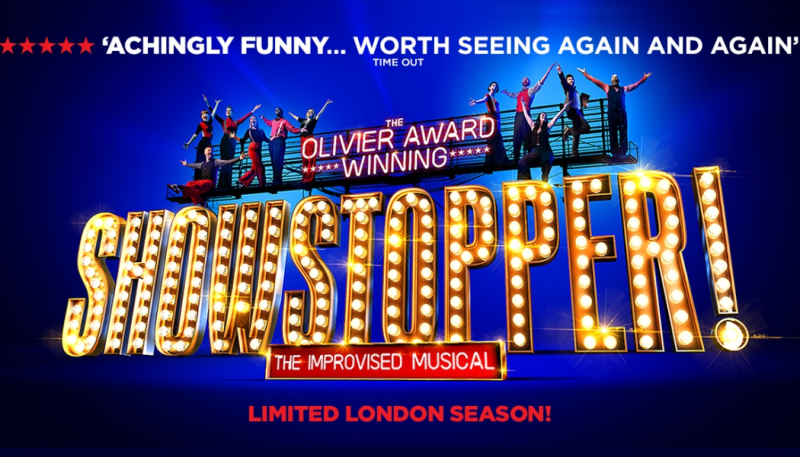 The Oliver Award Winning Showstoppers returns to the West End