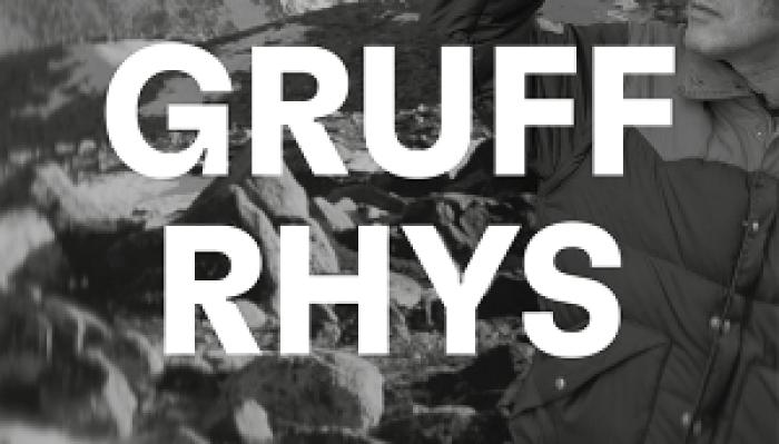 Sea Change Presents Gruff Rhys