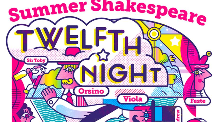 Twelfth Night - A Tomahawk Theatre Production