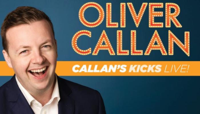 Oliver Callan - Callan's Kicks Live