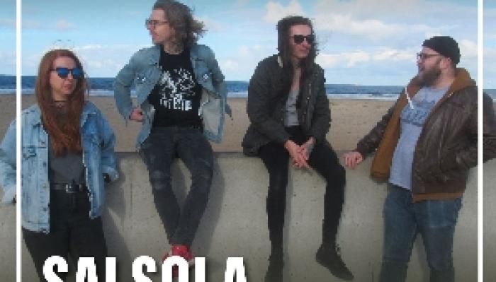 Salsola + Eddie & The Valkyries + Crux