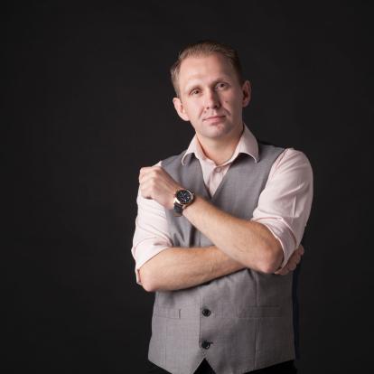 Jake Smolarek - Life Coach
