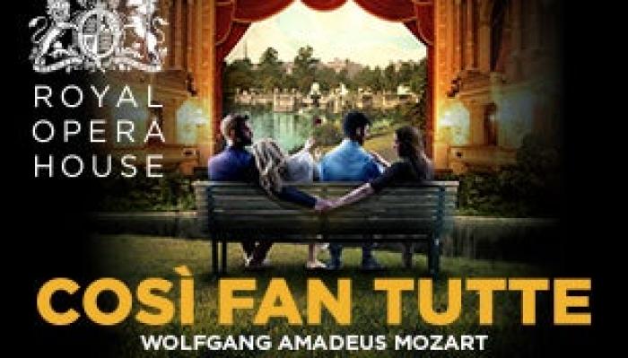 Cosi Fan Tutte - English National Opera
