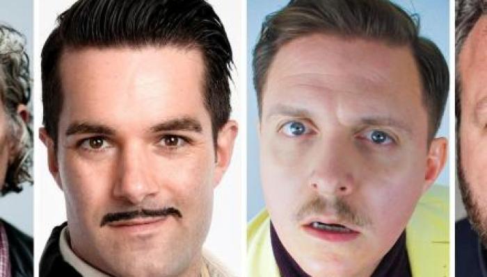 James Alderson & Friends Comedy Night July 2021