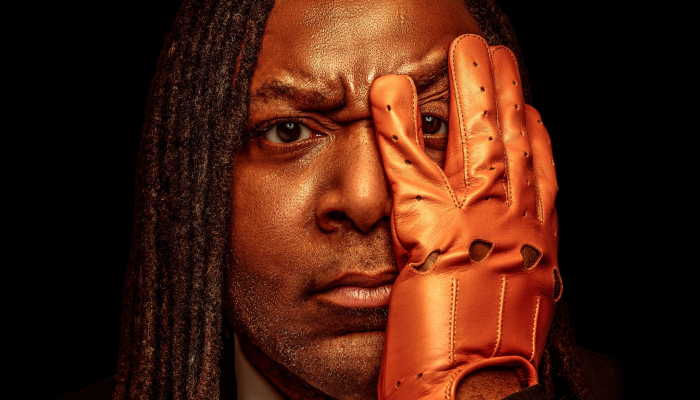 Just the Tonic Comedy Shindig - Leeds with Reginald D Hunter