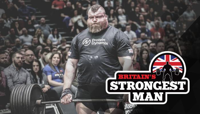 Giants Live - Britain's Strongest Man 2022