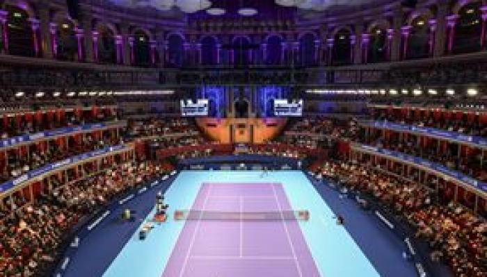 Racquet Club : Evening