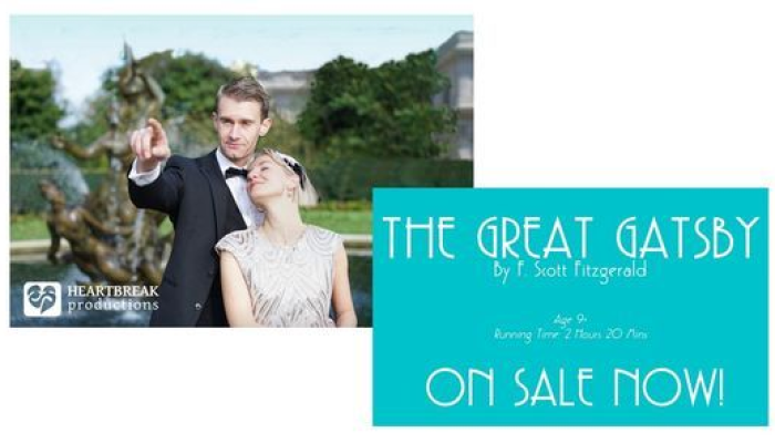 Heartbreak Production's The Great Gatsby