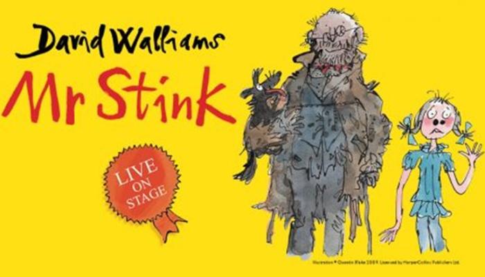 Heartbreak Production's Mr Stink