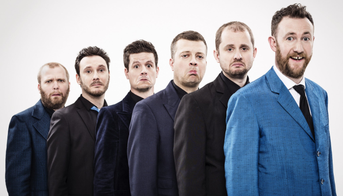 The Horne Section - That's How I Like My Tour
