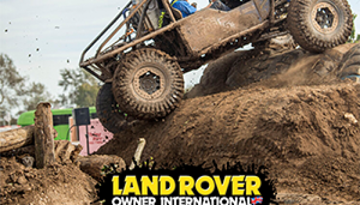 Land Rover Owners Show - Camping