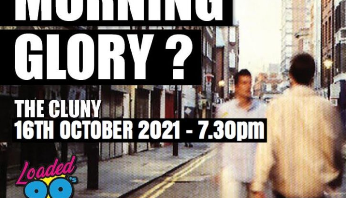 What's the Story Morning Glory 25th Anniversary Show