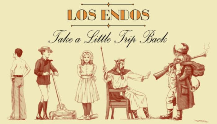 Los Endos Ultimate Genesis – Take a Little Trip Back
