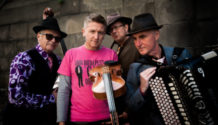 The Budapest Café Orchestra In Concert