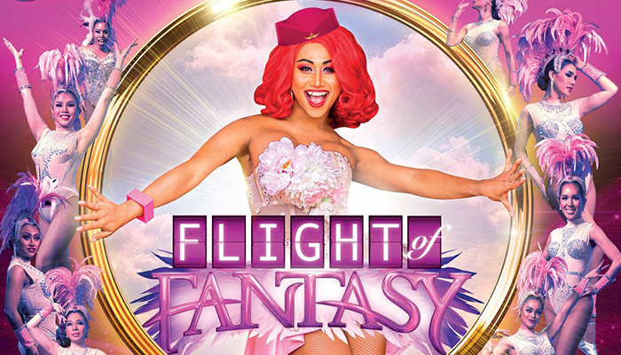The Lady Boys of Bangkok 2021 – Flight of Fantasy Tour – Derby (ladyboys)