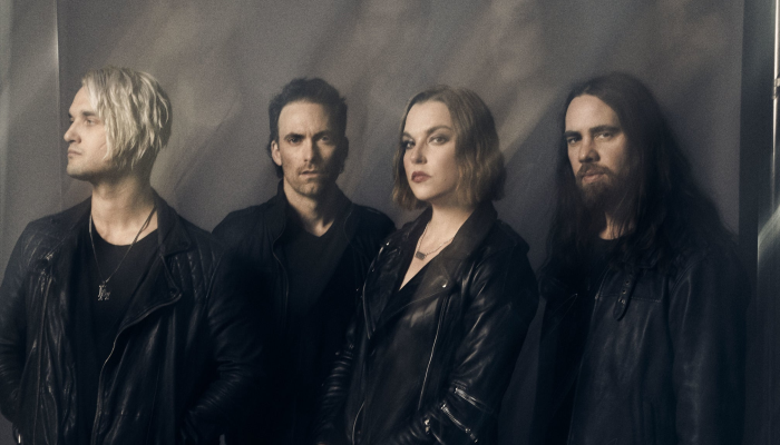 An Evening with Halestorm