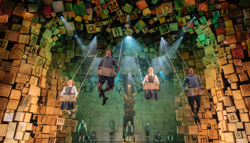 The Full West End Company Revealed for  Matilda The Musical