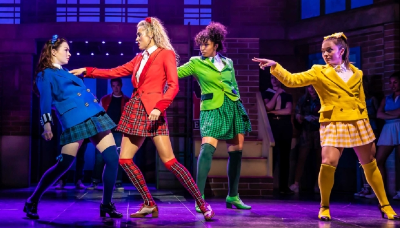 A First Look at Heathers The Musical