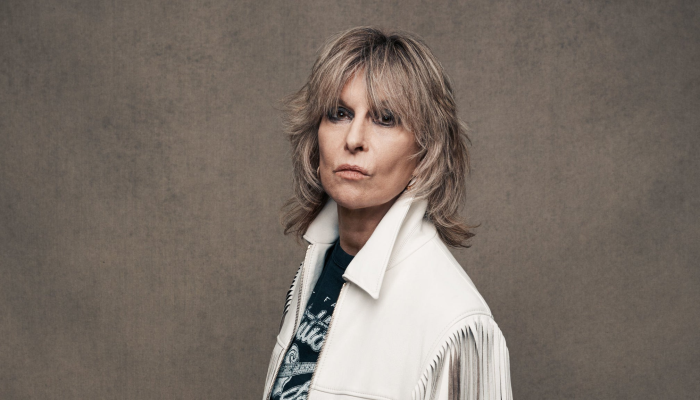 Chrissie Hynde Sings Bob Dylan and Other Songs - Socially Distanced